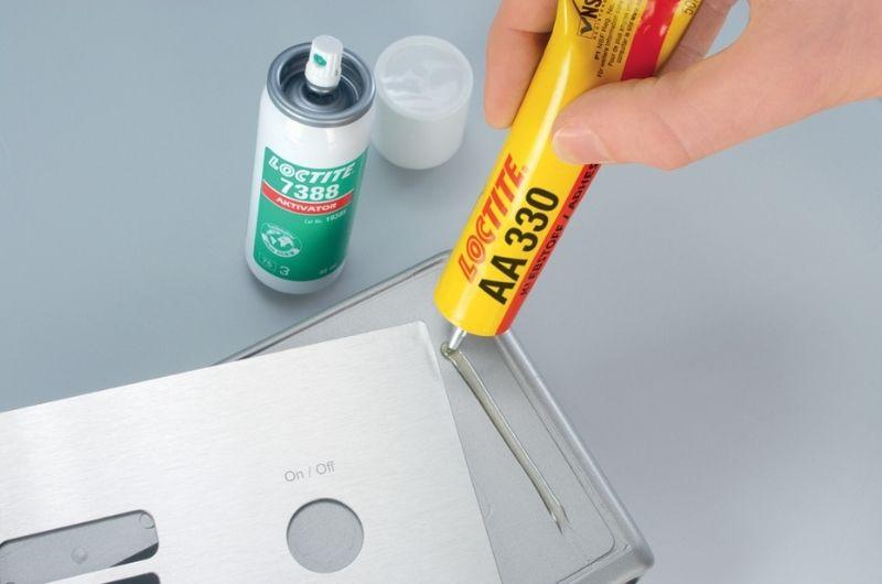 Come incollare l'alluminio? Scopri le colle professionali
